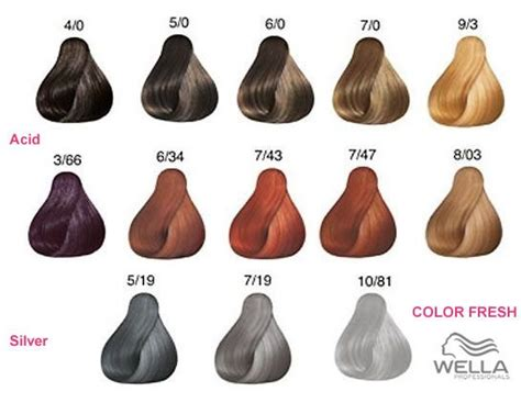Hair Color Fresh by 1000 Images About Color Fresh Wella On