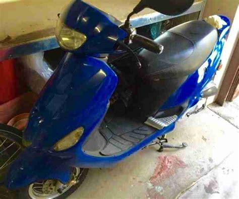 Motorroller 50ccm Gebraucht Kaufen Ebay by Motorroller 50ccm Bestes Angebot Roller