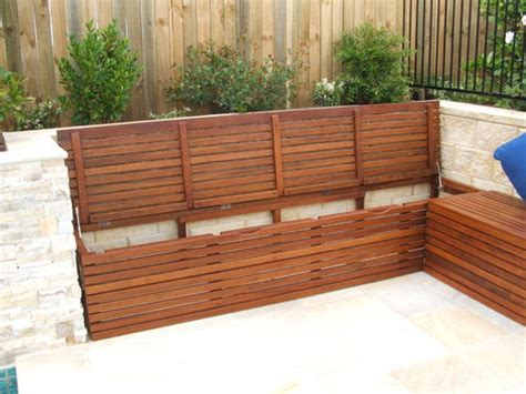 how to make a wooden bench with storage elegant storage bench outdoor 7 functional and cool diy