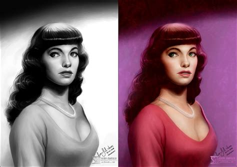 the gallery for gt bettie page color wallpaper