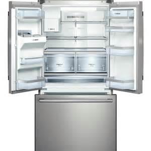 bosch b26ft70sns door refrigerator stainless steel