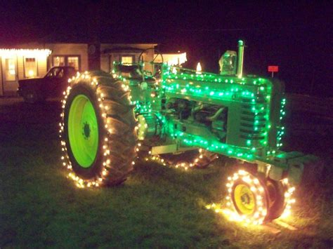 john deere tractor christmas lights car interior design