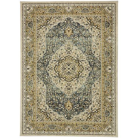 Rectangle Area Rugs Karastan Rugs Touchstone 5 3 Quot X7 10 Quot Rectangle Ornamental Area Rug Dunk Bright Furniture Rugs