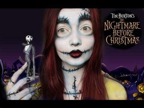 google christmas makeup 17 best images about sally makeup on nightmare before and