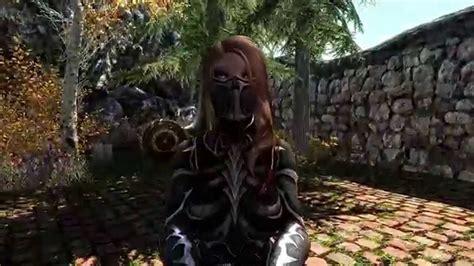 skyrim hot armor for female mod skyrim top 10 female skyrim armor mods youtube