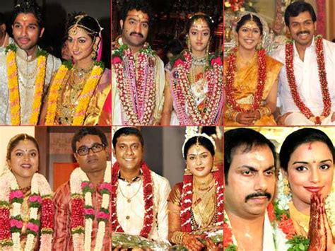 Marriage photos indian film stars