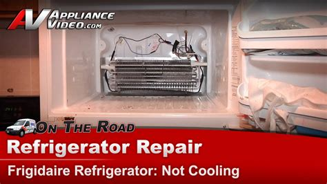 Iglooplay Cool Not Cold by Frigidaire Frt18psaw0 Refrigerator Repair Not Cooling