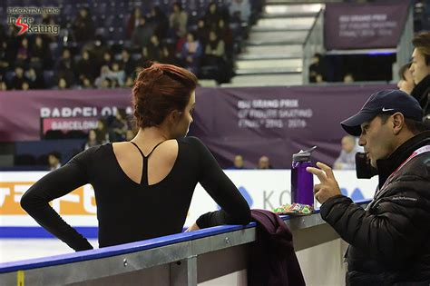 ashley wagner helps u s advance in team skating event a photo story ashley wagner at 2015 grand prix final in
