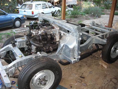 80 land rover restoration rolling chassis torben ross