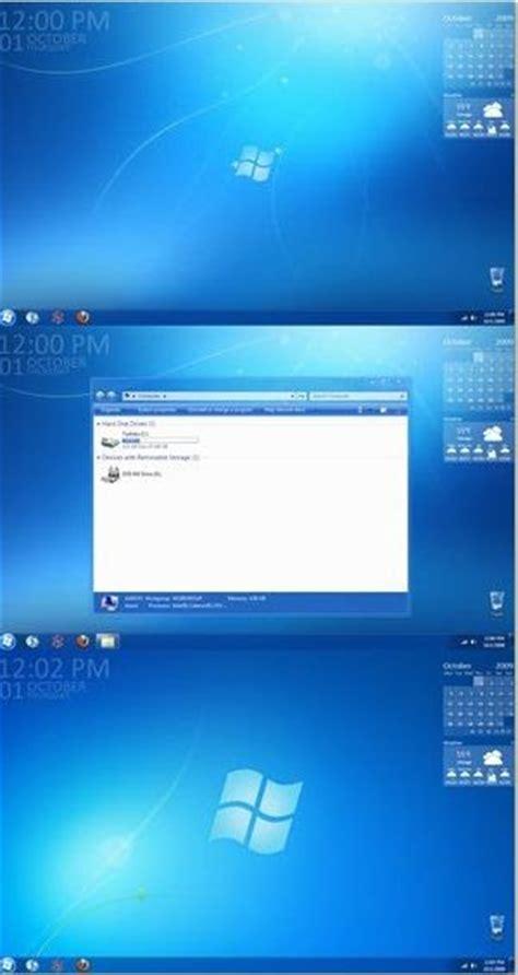 download theme windows 7 original windows 7 harmony blue theme download hnzoom windows 7