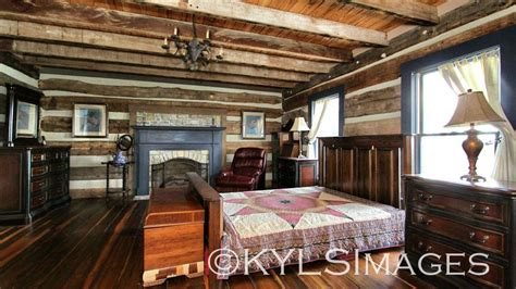 Cabins In Ky by C 1796 Historic Log Cabin On 15 Acres For Sale In Kentucky