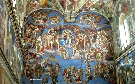 facts about michelangelo ricardo s st s basilica