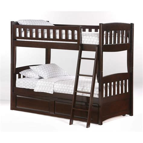 Bunk Bed Business Cinnamon Bunk Bed Chocolate Finish Dcg Stores