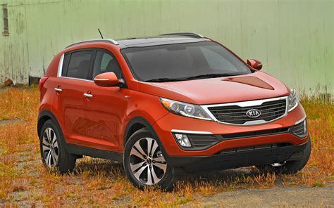 Kia Spirtage 2012 Kia Sportage Reviews And Rating Motor Trend