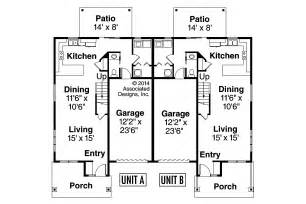Garage Plans With Living Space Above country house plans kennewick 60 037 associated designs
