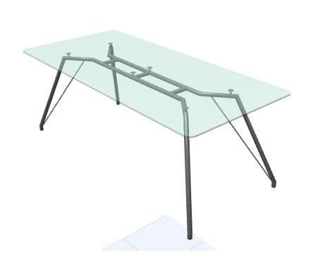 circo tische table object for archicad modlar