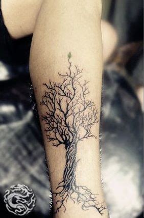 twisted tree tattoo designs 17 best images about ideas on leg