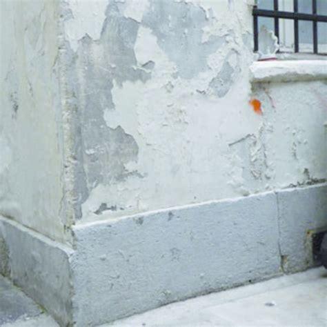 Traiter Un Mur Humide Interieur by Traiter Un Mur Humide Interesting Utilisation Duun