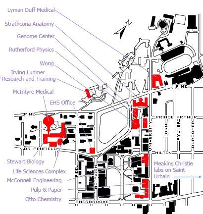 eso | environmental health and safety mcgill university