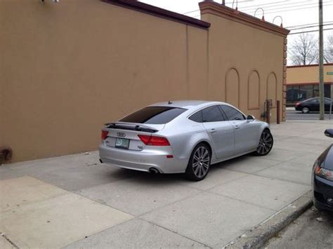 2012 Audi A7 Supercharged by Sell Used 2012 Audi A7 Quattro Premium Plus Hatchback 4