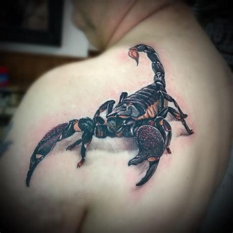 what does a scorpion tattoo mean 75 best scorpion designs meanings self
