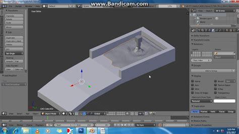 blender tutorial liquid blender fluid tutorial 6 youtube