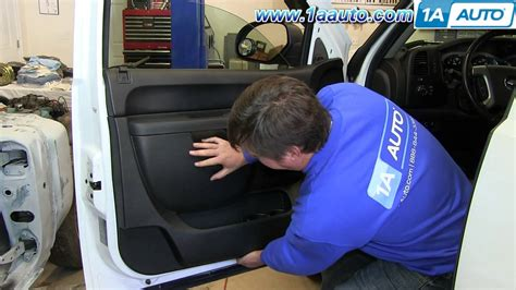 how to install remove front door panel 2000 05 vw how to install remove front door panel 2007 2013 chevy silverado lt gmc sierra sle youtube