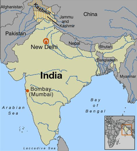 ypisvat: india bombay map