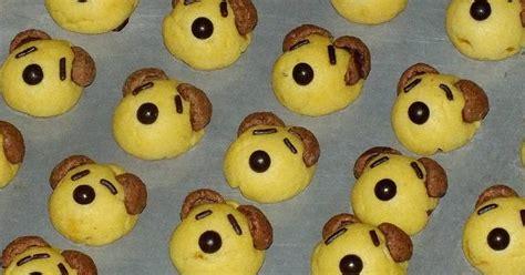 Brown Cookies Kardigan Lucu resep nastar doggie cookie oleh ewi nerni cookpad