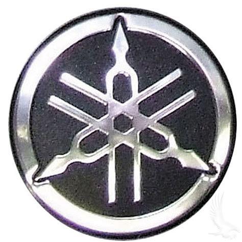 yamaha emblem dual pinstripes