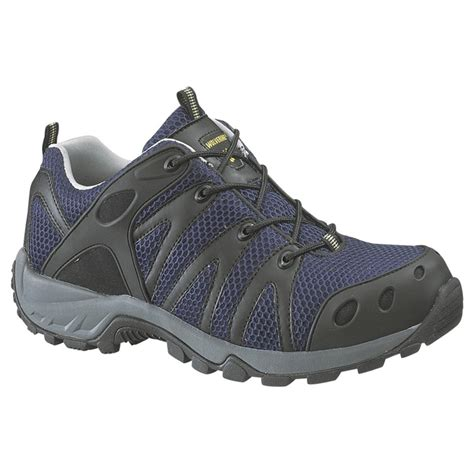 composite toe running shoes s wolverine amherst composite toe trail running shoes
