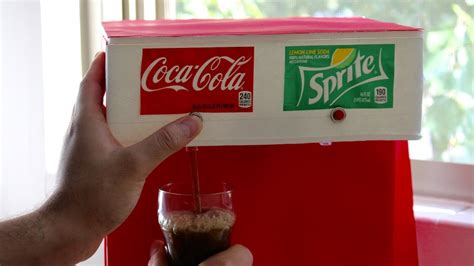 Handmade Soda - how to make soda machine at home