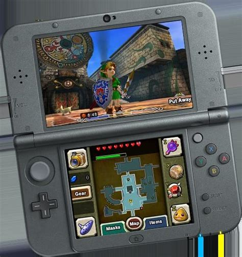 Stylus 4ds Xl new nintendo 3ds xl review gaming nexus