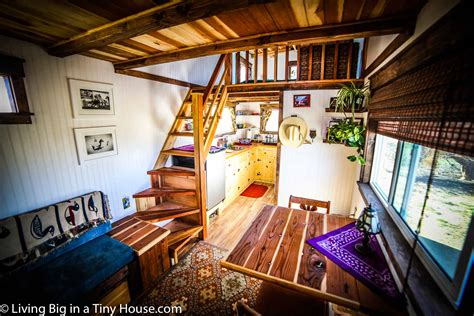 living big in a tiny house tiny house with amazing rooftop balcony living big in a tiny house