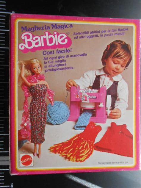 magic knit mattel maglieria magica knit magic knitting machine