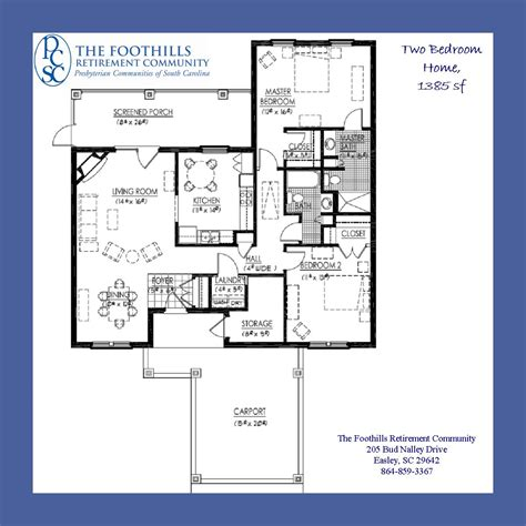 Floor Plans For Patio Home   Home Deco Plans
