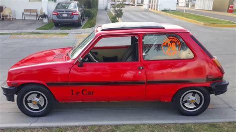 renault car 1980 renault le car gtl deluxe 1980 comp