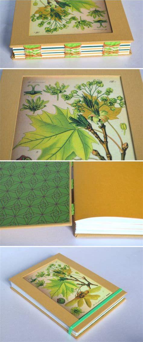 libro explorers botanical notebook in 501 mejores im 225 genes sobre encuadernaci 243 n y forrado cuadernos libros bookbinding and covered