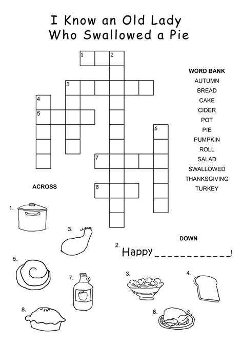 easy crossword puzzles for seniors activity shelter very easy crossword puzzles fun kiddo shelter