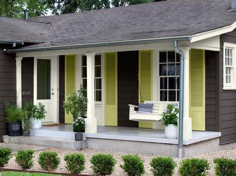 home makeover before and after gray and lime green 78 best images about benjamin moore exterior colors curb
