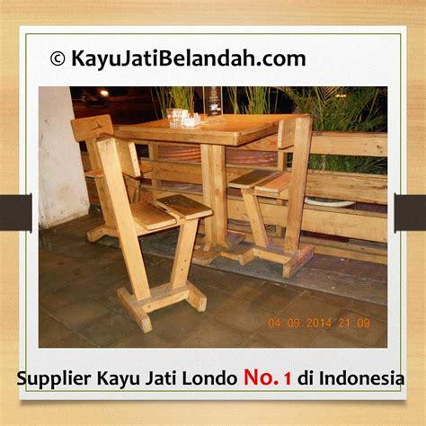 Kursi Kafe Bahan Kayu Jati kayu jati belanda info perusahaan