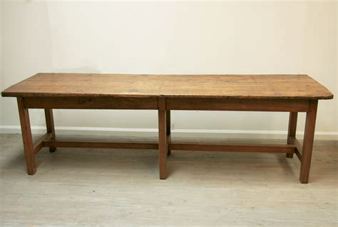 L On Dining Table Oak Rustic Dining Table Haunt Antiques For The Modern Interior