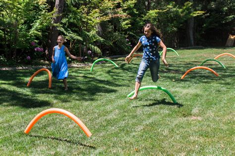 runners for backyards backyard olympic amazing olympic