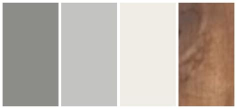 grey and white color scheme interior wicker stitch colour scheme grey white wood