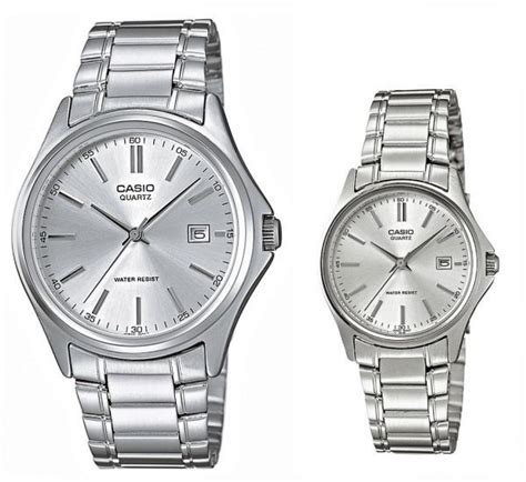 Casio Standard Ltp 1183a 7a casio for unisex analog mtp ltp 1183a 7a stainless steel