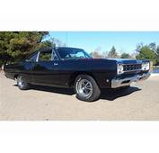 1968 Plymouth Road Runner For Sale On ClassicCarscom  18