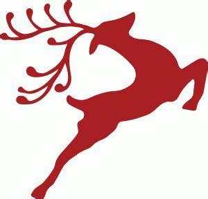 Best 25 Reindeer Silhouette Ideas On Pinterest Santa Sleigh Silhouette Christmas Silhouettes Reindeer Silhouette Template