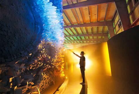 4D virtual reality theme park