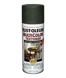 buy rust oleum stops rust multicolor textured spray paint color forest at low