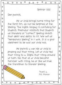 Parent Letter For Compass Learning Inventive Spelling Freebie Everything Parent Letters And I